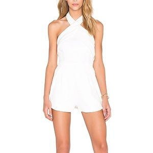🌷 Finders Keepers Wrong Direction Romper black